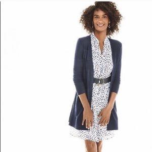 CAbi Camilla #5233 button down shirt dress size S